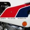 1975 Norton John Player Special
