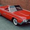 1963 Ford T-Bird Sport Roadster