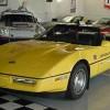 1986 Chevrolet Corvette Convertible Pace Car