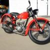 1956 Harley Davidson Hummer