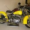 1954 Harley Davidson 50th Anniversary Pan Head