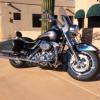 2008 Harley Davidson Screamin' Eagle Road King