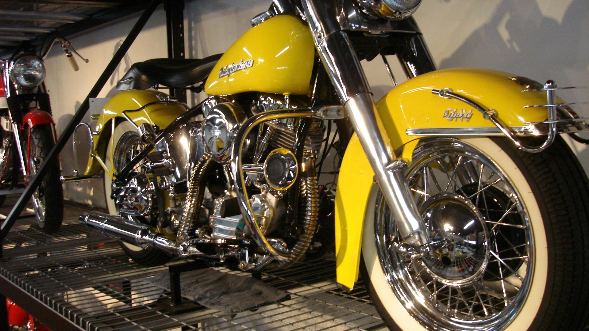 Harley Davidson  Year Anniversary