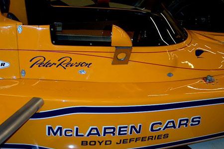 Can Am Car >> 1973 McLaren M16-C - Mathews Collection