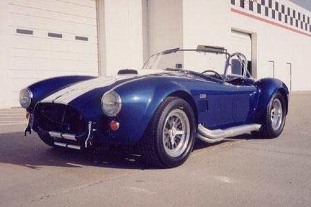 1967 Shelby 427 Cobra  Mathews Collection