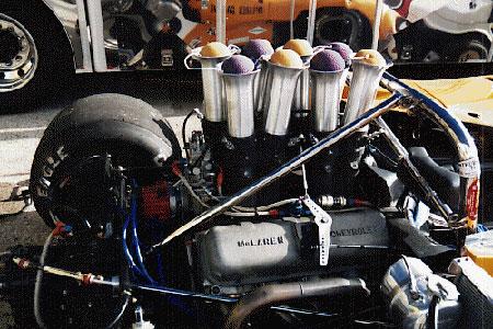 Team One Chevrolet >> 1970 McLaren M8D - Mathews Collection