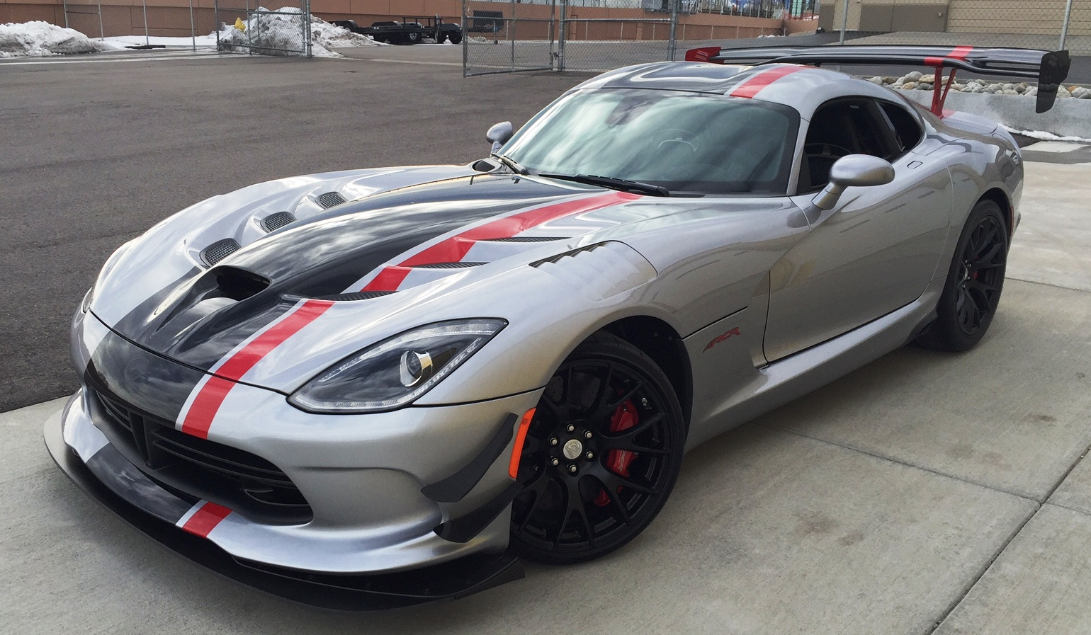 Simple 2016 Dodge Viper ACR  Mathews Collection