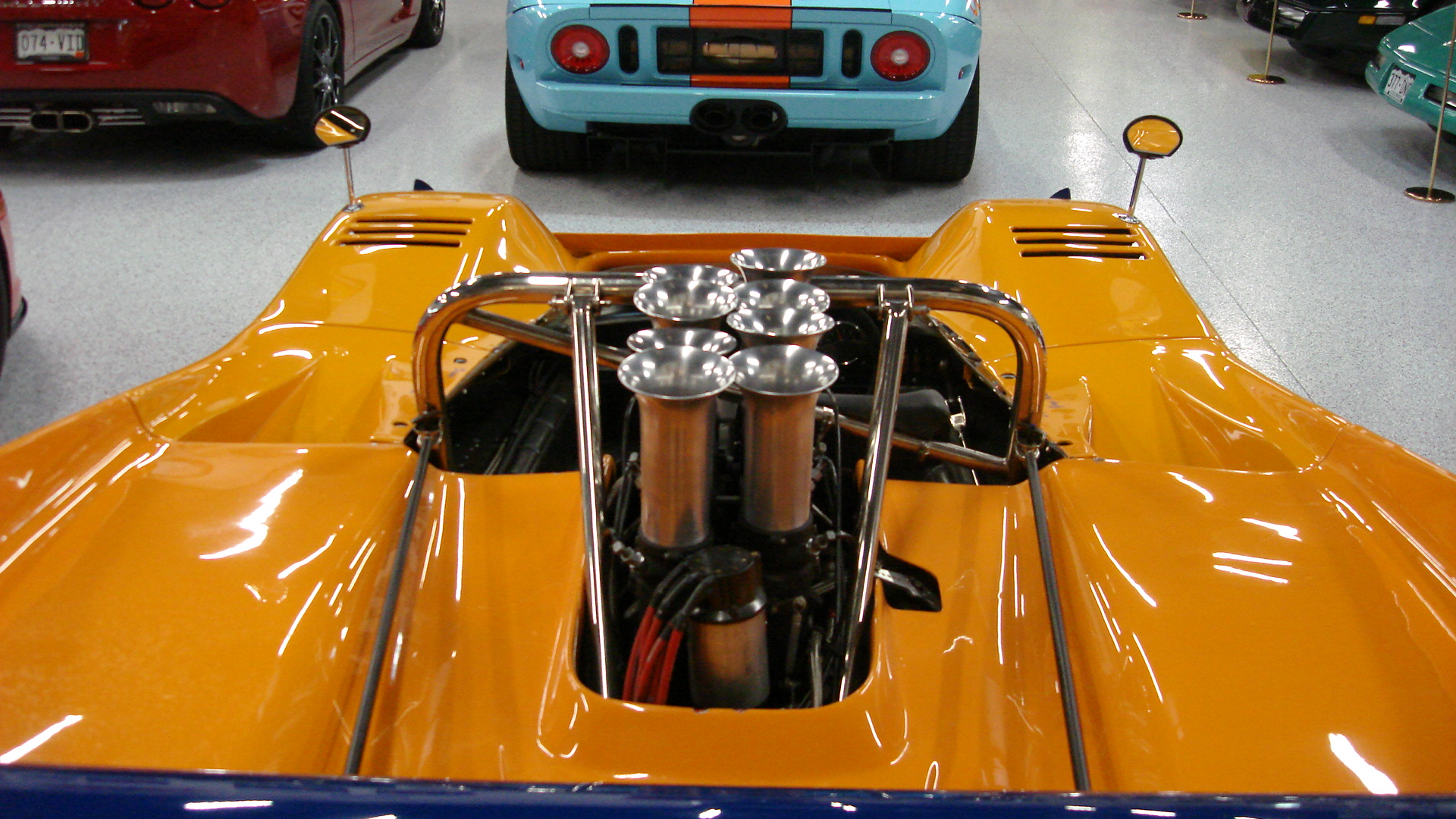 Can Am Car >> 1970 McLaren M8D - Mathews Collection